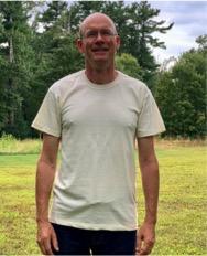 men's zero carbon footprint T-shirt