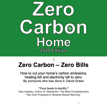 Zero Carbon Home 2020